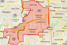 DuPage County Board District 2 thumbnail